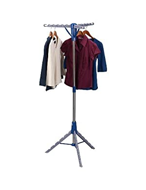 Household Essentials 5009 Collapsible Indoor Tripod-Style Clothes Dryer