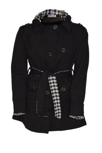 Женская осенняя двубортная куртка