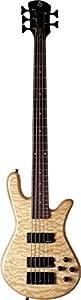 Spector Legend 5 Classic Bass Guitar (5 String, Clear Gloss Natural)