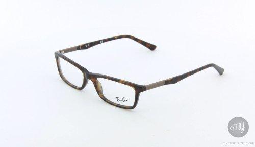 Montures de lunettes  Lunettes de vue pour femme RAYBAN RX 5184 2144 ... 17ecfb879e87