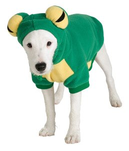 Frog Pet Halloween Costume Size Large