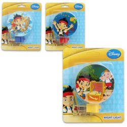 Jake and the Neverland Pirates Night Light (Assorted)