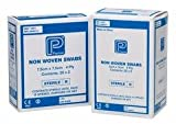 Premier Absorbent Non-Woven Swab, Non-Sterile, 4 Ply, 10 x 10 cm, Pack of 200