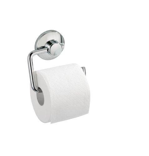 wenko 18205100 toilettenpapierhalter magic loc befestigen ohne bohren chrom 14 x 13 x 4 5 cm. Black Bedroom Furniture Sets. Home Design Ideas