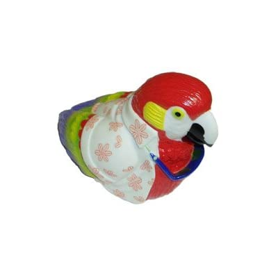 Amazon.com: Tropical Parrot Celebriduck Limited Edition Collectible