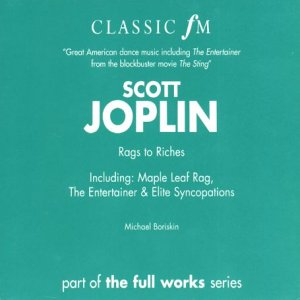 Scott Joplin (1868 - 1917) Rags To Riches
