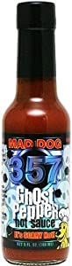 Mad Dog 357 Ghost Pepper Hot Sauce 5oz from Ashley Food Company