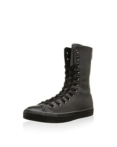 Converse Schnürstiefel All Star X-Hi Zip Leather schwarz EU 41 (US 9.5)