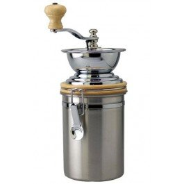Stainless Steel Hand Coffee Grinder from Supreme Housewares