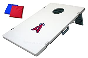 MLB Los Angeles Angels 2.0 Tailgate Toss Game by Wild Sales