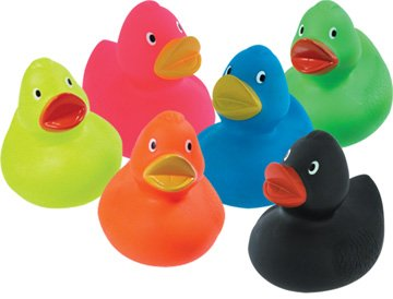 Rubber Duck - Choose color (only one duck included) - 1