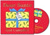 Dear Santa Book and CD Pack