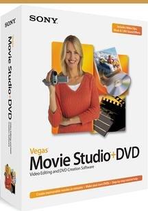 Vegas Movie Studio + DVD 6