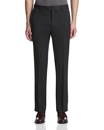 Tailorbyrd Men's Wool Cavalry Twill Dress Pant
