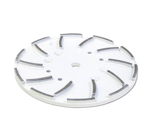 EDCO 19161 Turbo Grinder Accessory White Abrasive Concrete Disc