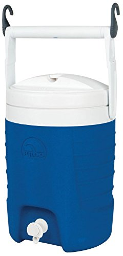 Igloo 41224 Sport 2-Gallon with Hooks Coolers, Blue (Cooler 2 Gallon compare prices)