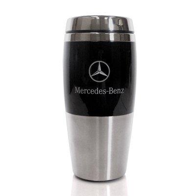Mercedes-Benz Black Coffee Mug Tumbler