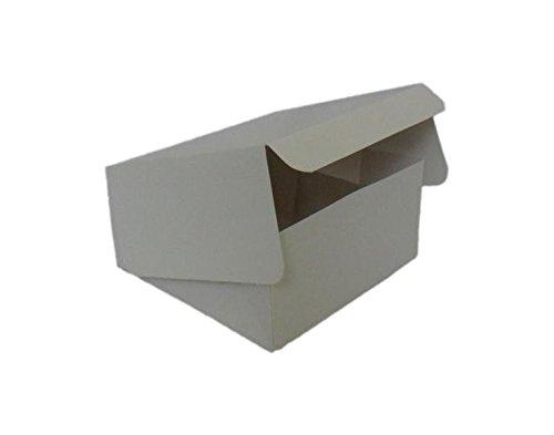 Cake Box einteilig 17,5x17,5x 7,5 cm (1 Stück)