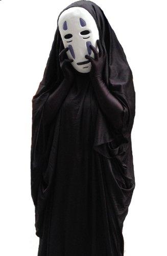 カオナシ コスプレ 衣装 コスチューム ハロウィーン ハロウィン 変装 全セット cosplay アニメ専線