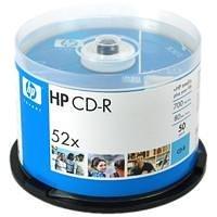 HP - CD-R 80 52x 50er Cake - CD-R