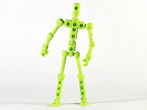 ModiBot Mo Action Figure Kit - Green