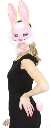 Pink Bunny Costume Kit