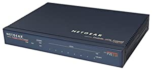 NETGEAR FVS318 ProSafe VPN Firewall 8 with 8-Port 10/100 Switch