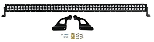 Kc Hilites 371 C50 Led Light Bar And Bracket Kit