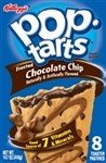 Kellogg's Pop Tarts Frosted Chocolate Chip 416g Pop Tarts (2 PACKS)