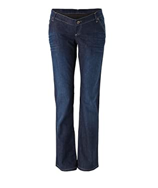 Blooming Marvellous Maternity Bootcut Jean with Microfibre Over the Bump Band