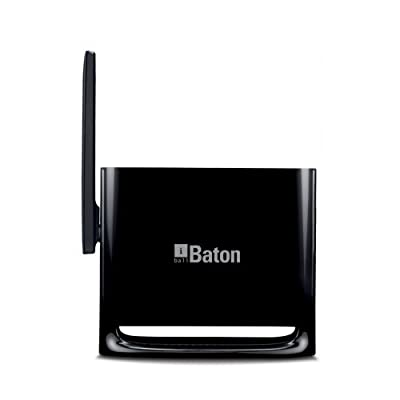 iBall 150M Wireless-N ADSL2 Router + & Broadband Router