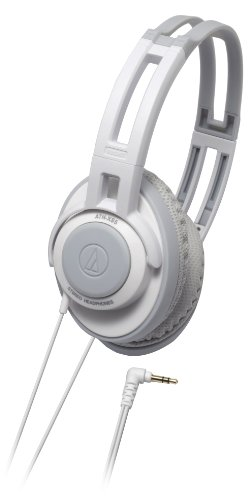 Audio Technica ATH-XS5 WH WHITE| Portable Headphones
