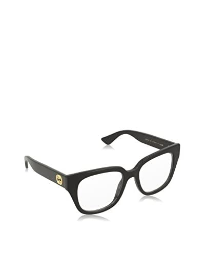 Gucci Montatura 0037O_001 (50 mm) Nero