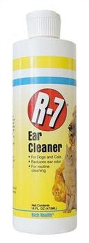 Miracle Care R-7 Ear Cleaner 16-OunceB0006G5FD0 : image
