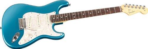 best buy fender american standard fsr thin skin stratocaster electric guitar ocean turquoise. Black Bedroom Furniture Sets. Home Design Ideas