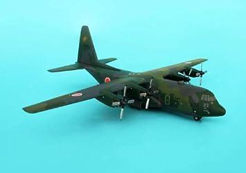 C-130H maquette avion échelle 1:200 JASDF (CAMOUFLAGE)