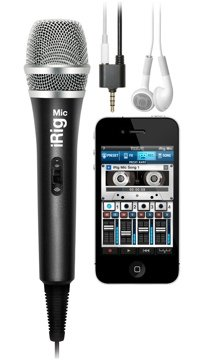 IK Multimedia iRig Mic IPod/IPhone/IPad Microphone