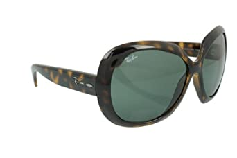 Ray-Ban JACKIE OHH II RB4098 710/71 Light Havana/Green