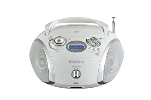 Roberts Zoombox2 DAB/DAB+/FM/SD/USB Radio with CD Player