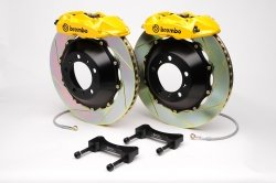 Brembo 2P2.8031A5 GT Big Brake Kit Rear Slotted Pontiac G8 08-09
