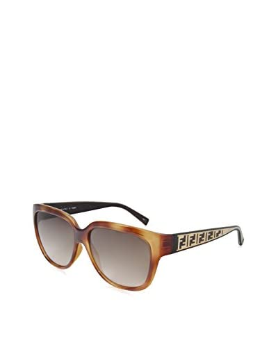 Fendi Women's FS5292 Sunglasses, Light Havana