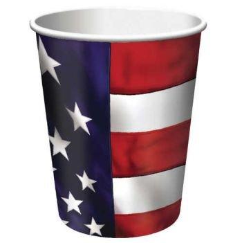 US Pride! 9oz Cups