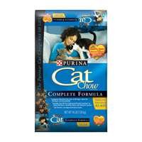 See Cat Chow Complete Formula - 16 lb