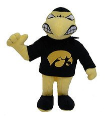 Iowa Hawkeyes 10