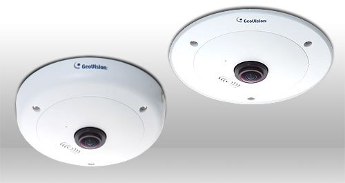 Geovision Gv-Fe2301 | 2Mp, H.264, Wdr, Fisheye Ip Camera