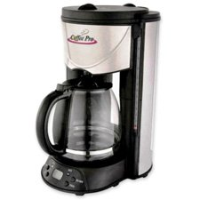 European Style Programmable Coffeemaker