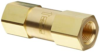 Parker F Series Brass Instrumentation Filter, NPT Female