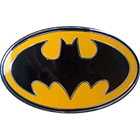 Original Batman Insignia Belt Buckle