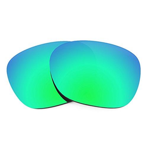 Lenti di ricambio Revant Polarizzate Verde Smeraldo per montatura Oakley Garage Rock MirrorShield®