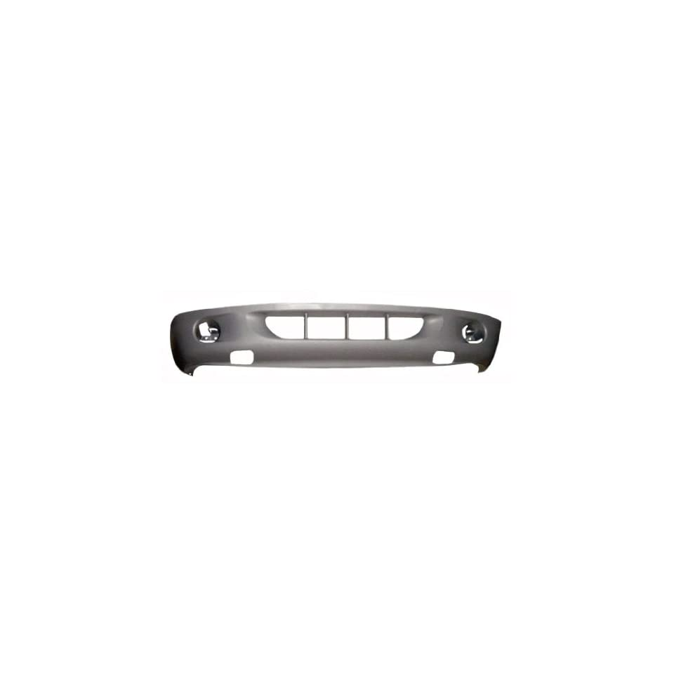 OE Replacement Dodge Dakota Front Bumper Cover (Partslink Number CH1000348)